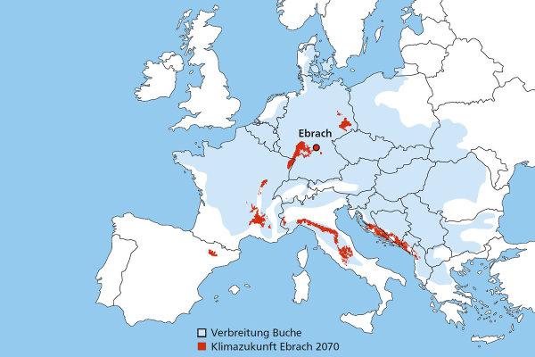 Klima Südfrankreich