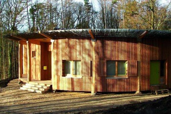 Das neue Walderlebniszentrum Regensburg